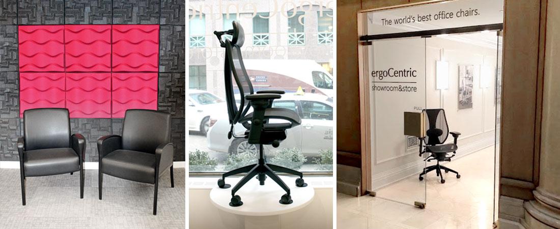 Showrooms - ergoCentric