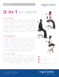 Case Study 3in1 Sit Stand