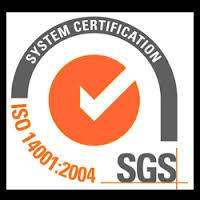 ISO14001-2004 logo