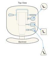 Adjustment ecoCentric Mesh Multi Tilt 2