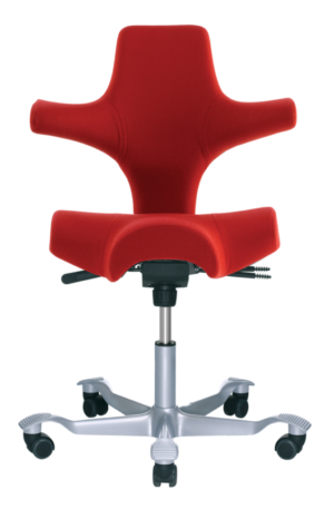 Hag Capisco Red ergoCentric Office Seating