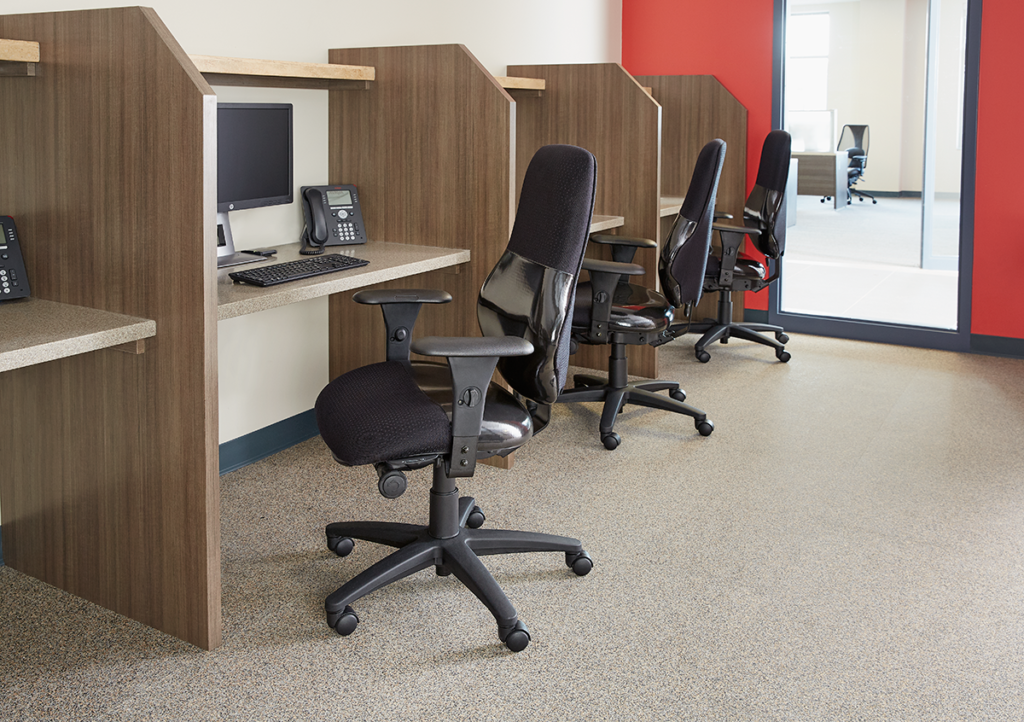 ergoForce Chairs at NRP