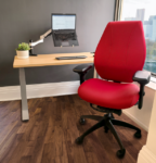 Ergonomicly Sound Workstation Home Office