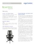 tCentric Hybrid Warranty