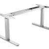 upCentric 2 Leg Frame Silver